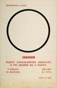 Osvaldo Bot - Professori d'arte - 1929