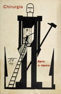 Osvaldo Bot - Chirurgia (futurismo) - 1929