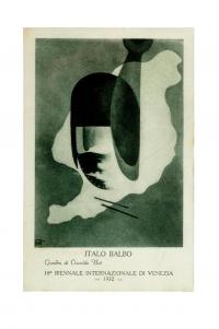 Osvaldo Bot - Italo Balbo - 1932