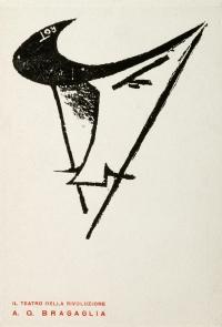 Osvaldo Bot - A.G. Bragaglia (caricatura) - 1932