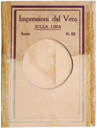 Osvaldo Bot - Impressioni dal vero sulla Libia (custodia 16 cartoline) - 1935