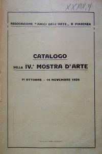 Ovaldo Bot - Bot espone: Studio, Prima della Pioggia, Autoritratto, Nelle acque del Po e Rustico di campagna - 1926