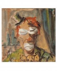 Osvaldo Bot - Pagliaccio - 1950
