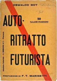 Osvaldo Bot - Auto-ritratto futurista - 1929