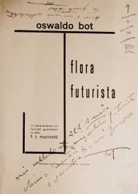 Osvaldo Bot - Flora Futurista (frontespizio) - 1930