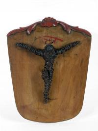 Osvaldo Bot - Cristo (ferroplastica) - 1931