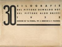 Osvaldo Bot - 30 xilografie