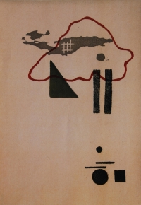 Osvaldo Bot - N.20 Sfumoxilographie à plusieurs couleurs (una tavola) - 1933