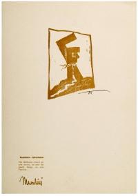 Osvaldo Bot - La Xilografia Fascista. Bot Brizzi 34 Incisioni (una xilografia) - 1934