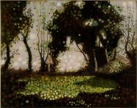 Futurisme - Paysage futuriste - 1931 - Osvaldo Bot