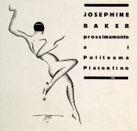 Osvaldo Bot - Josephine Baker - 1932