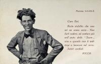 Osvaldo Bot - Rimprovero di Rocchi - 1932