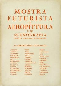 Osvaldo Bot - Mostra futurista di aeropittura - 1931