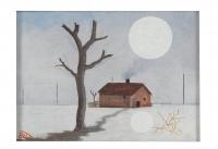 Osvaldo Bot - Inverno - 1932 (Opera riprodotta nel libretto Bot)