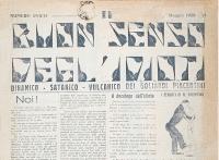 Osvaldo Bot - Il buon senso degl'idioti - 1928