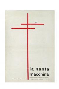 Osvaldo Bot - La santa macchina (numero unico) - 1933