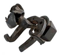 Osvaldo Bot - Composizione (Ferro di fortuna) - 1942