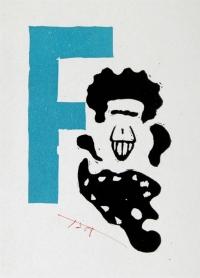 Osvaldo Bot - 12 xilografie futuriste - 1932