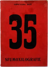 Osvaldo Bot - 35 Sfumoxilografie - 1934