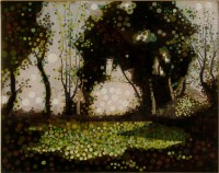 Futurismo - Paesaggio futurista - 1931 - Osvaldo Bot